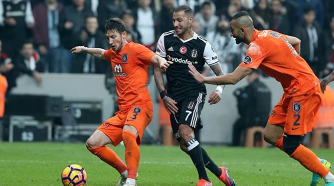 Beşiktaş'ın Başakşehir'e şansı tutmuyor!