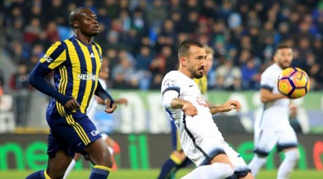 Fenerbahçe: 19 - Çaykur Rizespor: 6