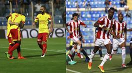 Yeni Malatyaspor ve Sivasspor 'Süper' oldu!