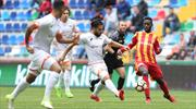 Kayserispor-Adanaspor: 1-1 (ÖZET)