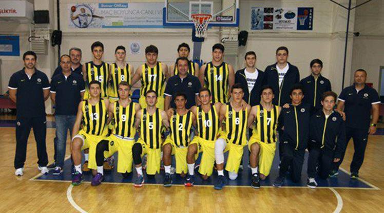 Fenerbahçeli gençler galibiyetle başladı