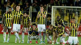 Fenerbahçe'nin hasreti dinmedi