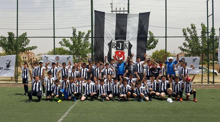 Irak'ta Beşiktaş okulu