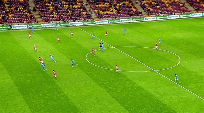 İşte Osmanlıspor'un sayılmayan golü!