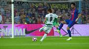 Camp Nou'yu sessizliğe gömen gol!