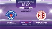 Kasımpaşa-Antalyaspor