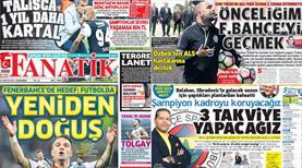 Spor basınında atılan 50 manşet