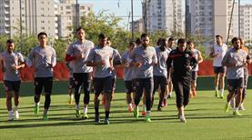 Adana'da Fenerbahçe hazırlıkları
