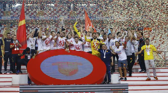 Amatör kümeden Süper Lig'e!