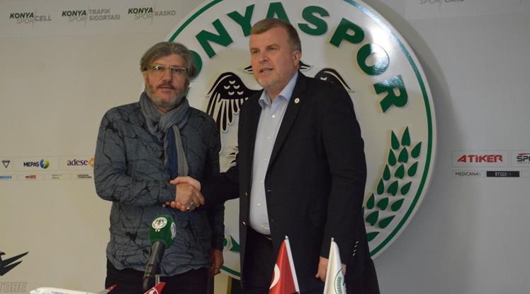 Konyaspor'da Akçay dönemi!