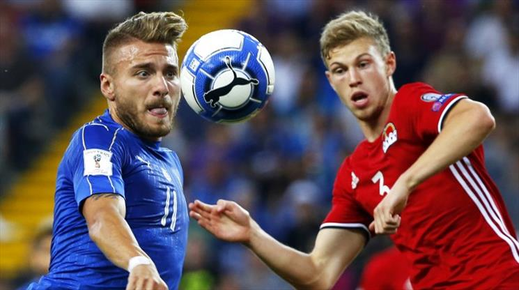 İtalya'dan gol şov