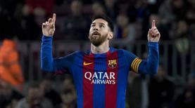 Messi'ye müjdeli haber!