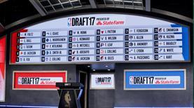 NBA Draft gecesinde neler yaşandı?
