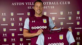 John Terry Aston Villa'da