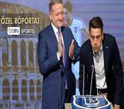 "Cengiz Ünder'den mesaj var: ""Forza Roma"""