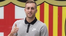 Deulofeu Barça'ya geri döndü