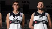 Beşiktaş'ta iki imza birden