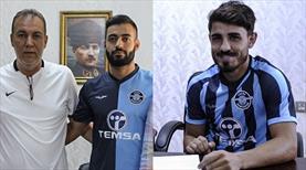 Adana Demirspor'a Süper Lig'den iki takviye!
