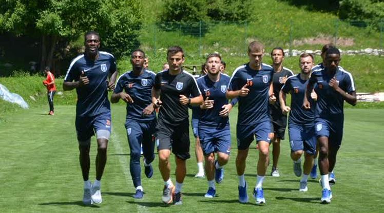 İşte Başakşehir'in Club Brugge kadrosu