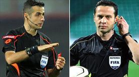UEFA'dan Özkahya ve Kalkavan'a görev