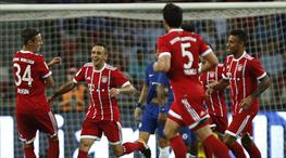 Düellonun galibi Bayern!