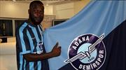 Yannick Loemba Adana Demirspor'da