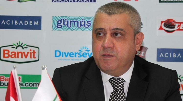Banvit'te Şampiyonlar Ligi'nde hedef son 16
