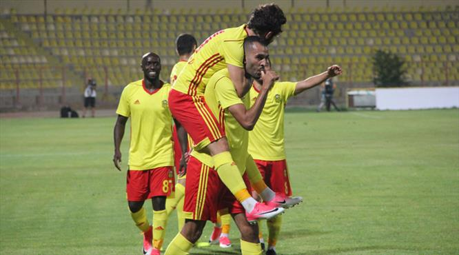 Malatyaspor Süper Lig'e bu golle 'merhaba' dedi!