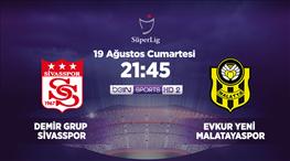 Sivasspor-Yeni Malatyaspor