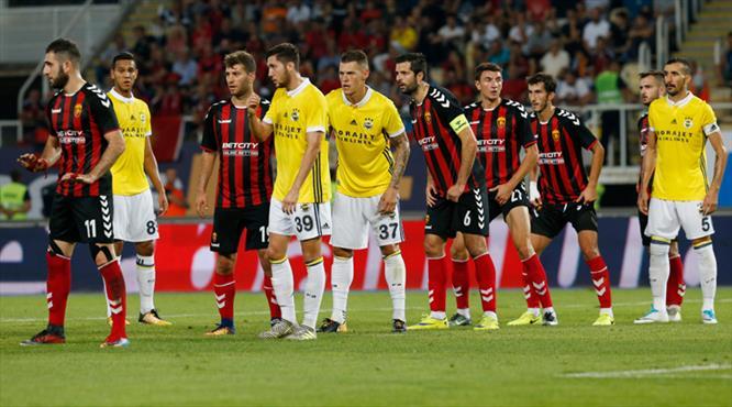Vardar-Fenerbahçe maçının özeti burada!