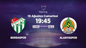 Bursaspor-Alanyaspor