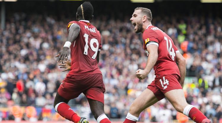 Liverpool'u Mane kurtardı