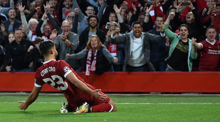 Liverpool Devler Ligi'ne şovla döndü!