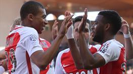 Monaco, Arsenal'e kapıyı kapattı