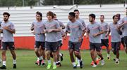 Adanaspor'un yeni transferi de idmanda