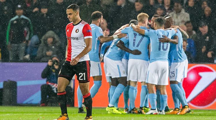 Manchester City'nin acelesi var!