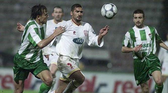 Bursaspor - Galatasaray (Dünden Bugüne)