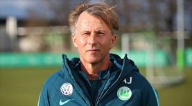 Wolfsburg'da fatura Jonker'e kesildi
