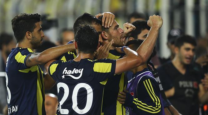 İşte Fenerbahçe - Beşiktaş derbisinin özeti