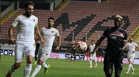 İstanbulspor 2. yarı işi bitirdi (ÖZET)