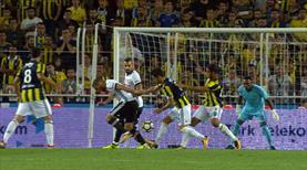 Beşiktaş'ın penaltı beklediği an!