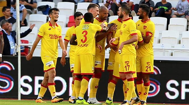 Demir Grup Sivasspor - Göztepe: 2-3 (ÖZET)