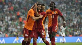 Feghouli'nin golünü Belhanda'dan dinleyin
