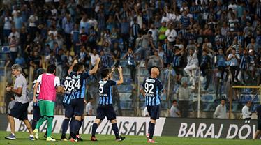 Derbide zafer Adana Demirspor'un (ÖZET)