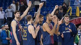 Barcelona, CSKA Moskova'ya acımadı (ÖZET)