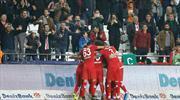 Antalyaspor'un ilk yarıda attığı goller burada...