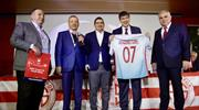 Antalyaspor'un yeni başkanı Cihan Bulut