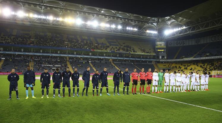 İstanbulspor - Fenerbahçe maçı Olimpiyat'ta