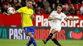 Sevilla'ya kupa morali (ÖZET)