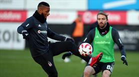 Beşiktaş kupa maçına hazır